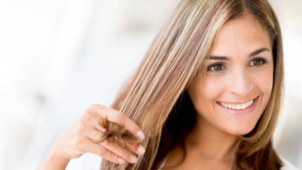 keratin hair smoothing
